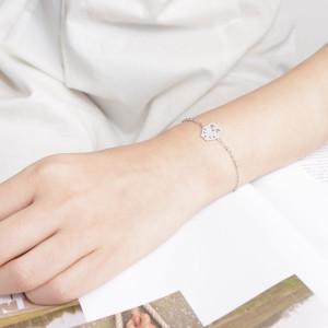Bracelet hiboux argent