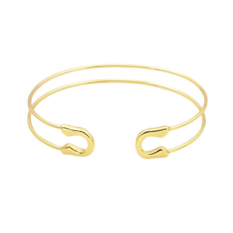 Bijou Fantaisie Createur Marseille : Bracelet ?pingle tendance bijoux fantaisie femme