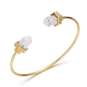 bracelet geometrique blanc 2017