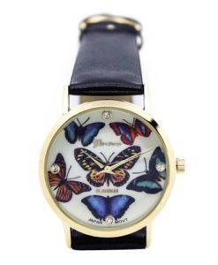 montre papillon