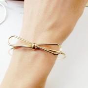 bracelet noeud or