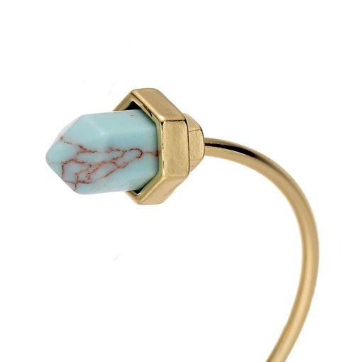 Bracelet geometrique or 2018