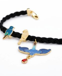 Bracelet oiseaux