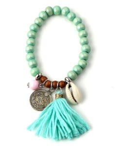 Bracelet boheme- fait main