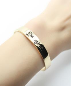 Bracelet free spirit