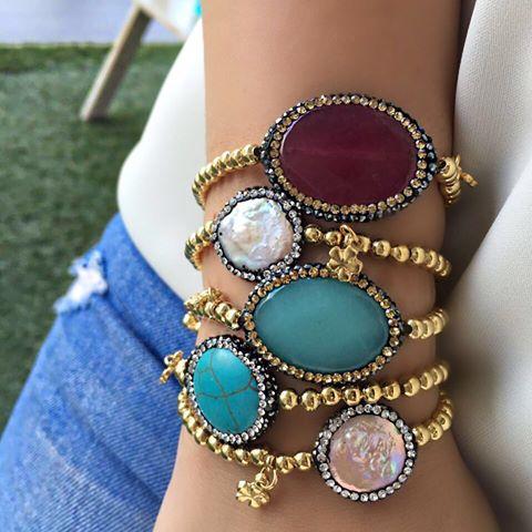 bracelet tendance 2018 bijoux fantaisie femme. Black Bedroom Furniture Sets. Home Design Ideas