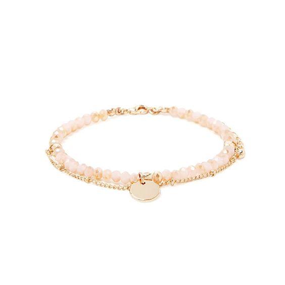 Cadeau femme- bracelet rose