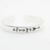 bracelet jonc- cadeau romantique femme