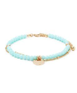 Cadeau femme- bracelet or