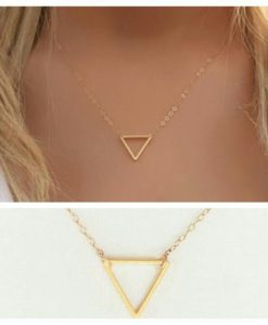 collier triangle or