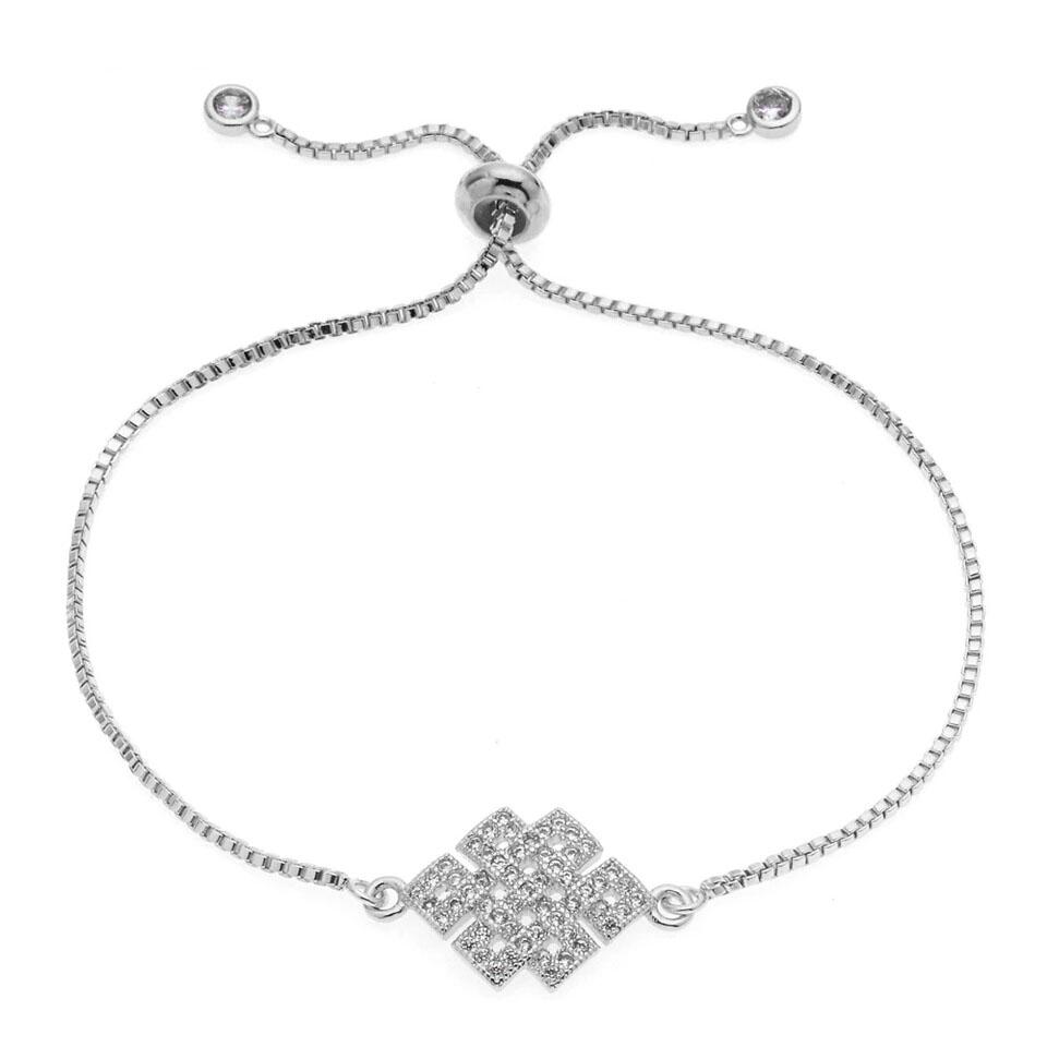 Bracelet mariage swarovski femme