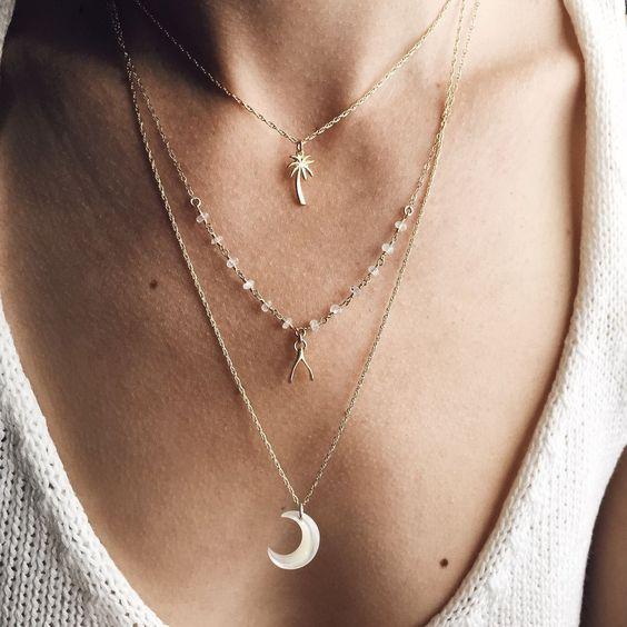 tendances bijoux printemps ete 2018 a