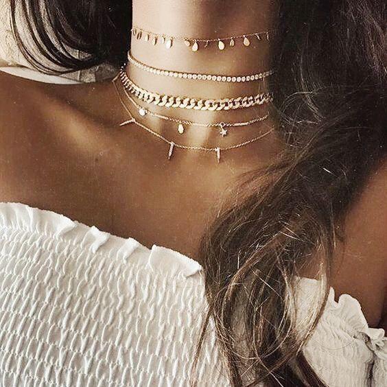 Tendance mode bijoux 2018
