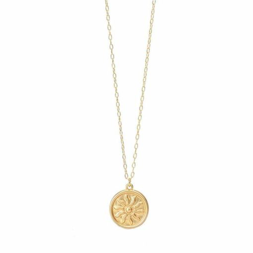 collier medaille.