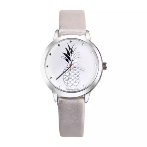 montre femme bracelet cuir