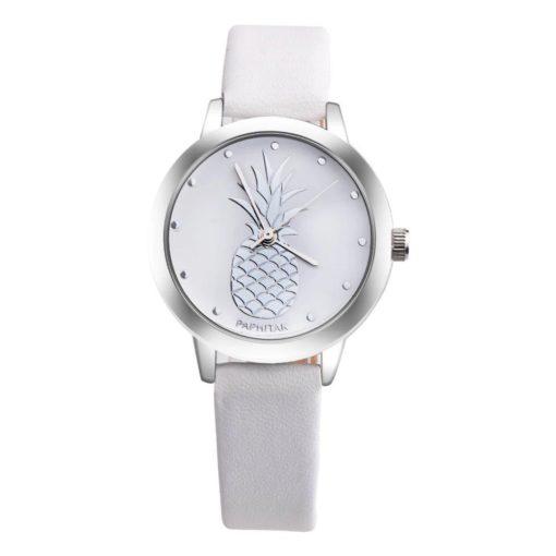 montre pour femme blanche