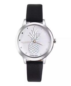 montre pour femme noire