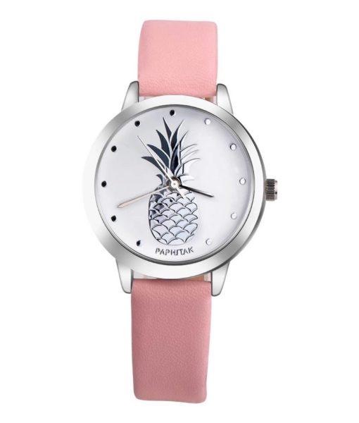 montre pour femme rose
