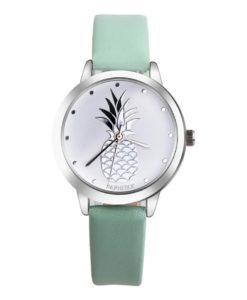 montre pour femme verte