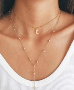Collier multirang
