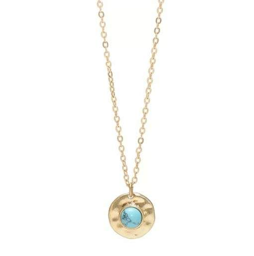 Collier turquoise tendance 2020